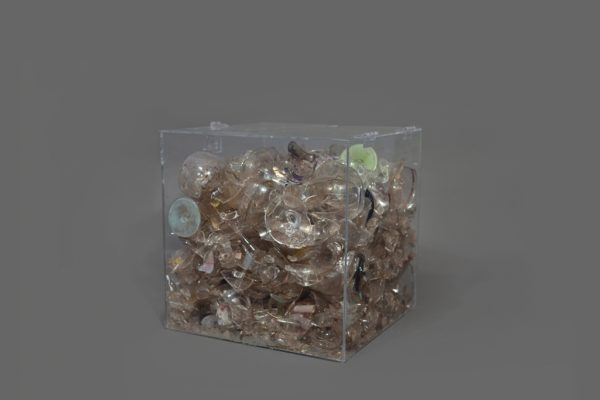 Donation Box, The Division Museum of Ceramics and Glassware, 2011