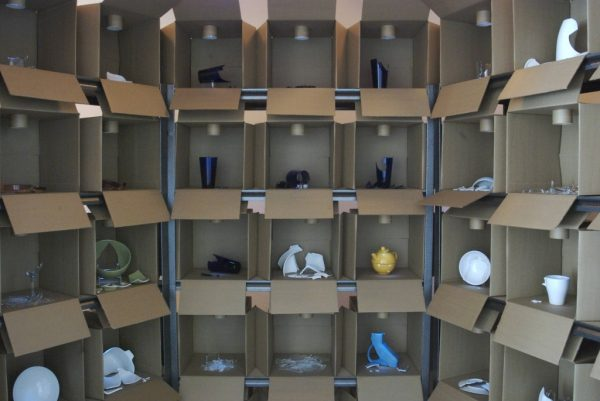 Visible Storage Area IV, Installation view, 2008,The Division M