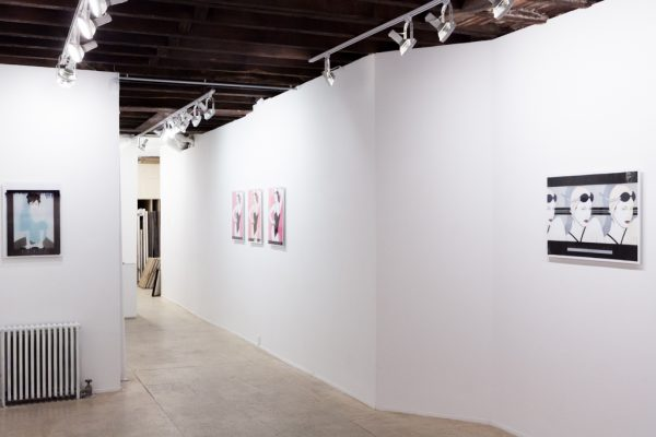 Barb Choit: Nagel Fades, 2009, Rachel Uffner Gallery, New York,